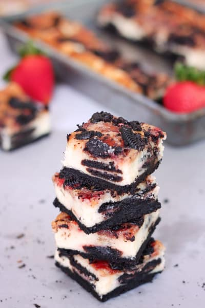 Cheesecake Bars Picture