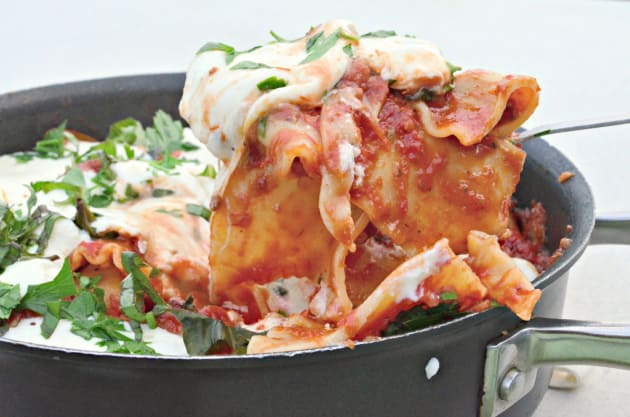 One Pot Lasagna Image