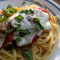 Chicken Margherita