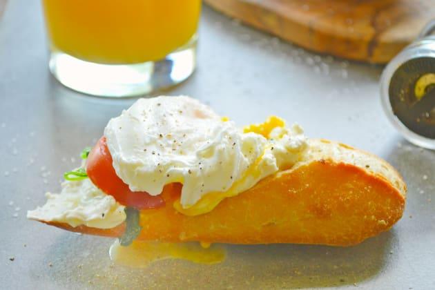 Whipped Feta Breakfast Crostini Image