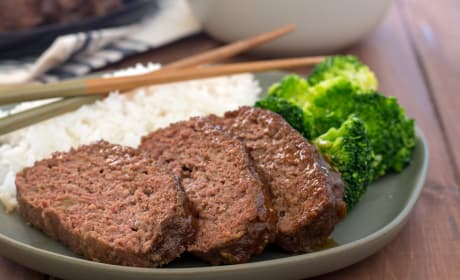 Instant Pot Gluten Free Teriyaki Meatloaf Recipe