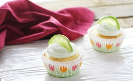 Margarita Cupcakes Photo