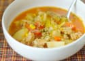 Gluten Free Instant Pot Vegetable Soup