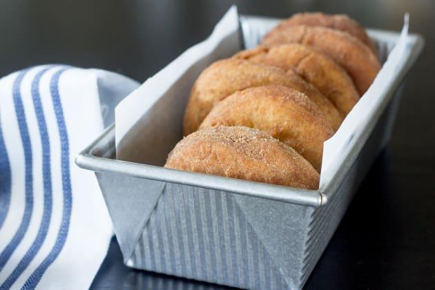 Mashed Potato Doughnuts Image