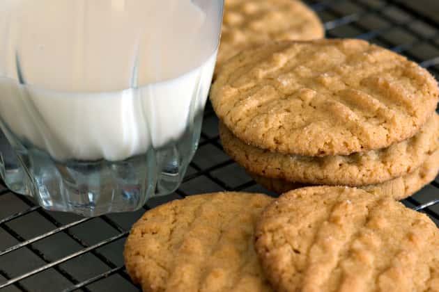 Maple Peanut Butter Cookies Photo