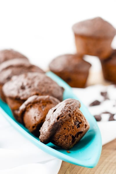 Healthy Chocolate Muffins Picture
