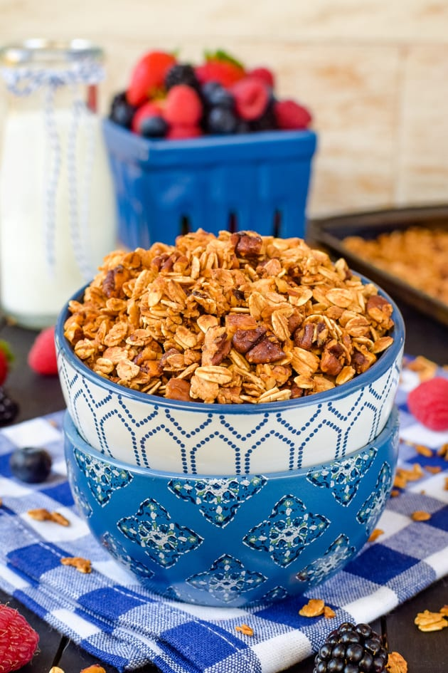 File 1 - Honey Nut Granola