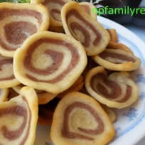 Pig Ear Cookie Recipe (Bánh Tai Heo)