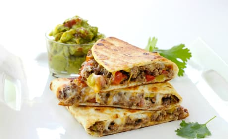 Pan Fried Beef Tacos Recipe