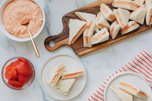 Mezcla Sandwich Recipe Photo