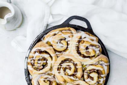 Apple Cinnamon Rolls Recipe