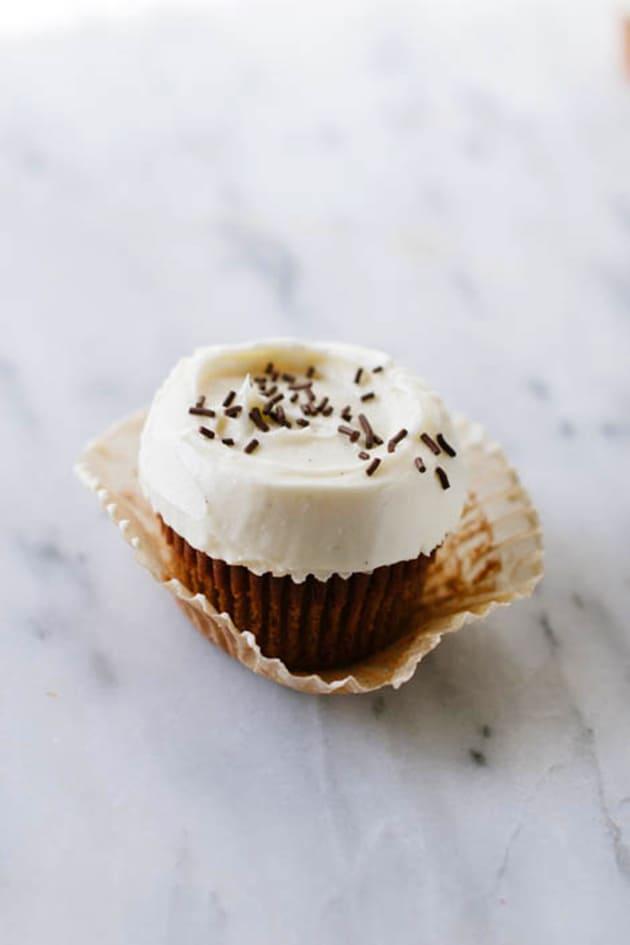 Vegan Red Velvet Cupcakes Image