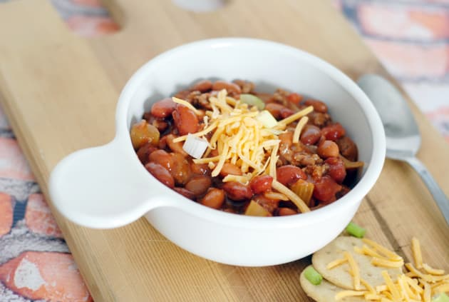 Wendy's Chili Recipe Picture