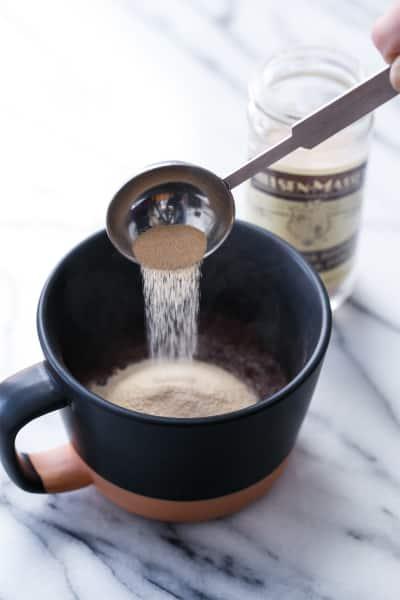 Salted Vanilla Hot Chocolate Image
