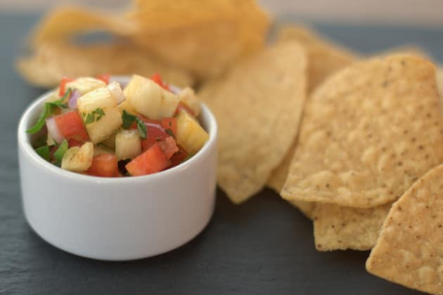Pineapple Salsa Photo