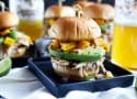 Jerk Chicken Mango Avocado Sliders Recipe