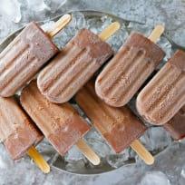 Boozy Nutella Popsicles Recipe