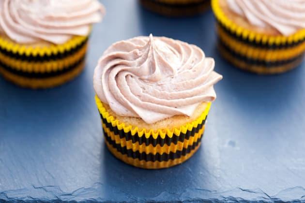 Banana Nutella Cupcakes Photo