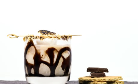 S'mores White Russian Photo