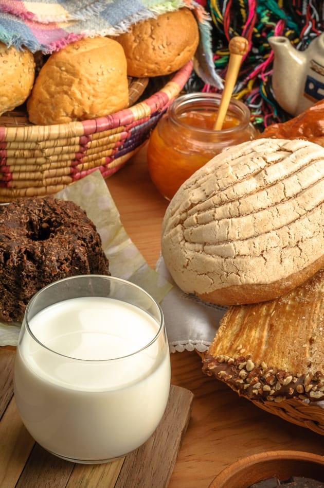Concha Bread Pic