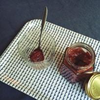 Very Easy Fig Jam. Figs, Lemon, Cinnamon & (little) Sugar.