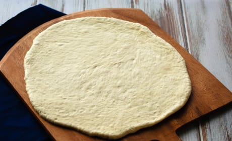 No Rise Pizza Dough Image
