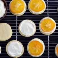 Candied Meyer Lemon Cookies Recipe