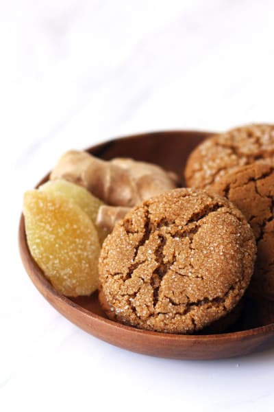Triple Ginger Cookies Pic