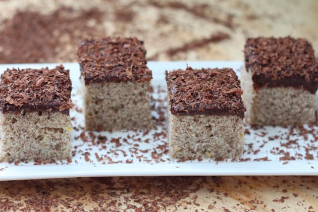 Grated Chocolate Cake Picture
