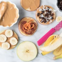Apple Peanut Butter Sandwiches Recipe