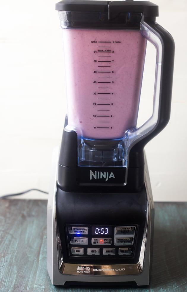 Nutri Ninja Blender Duo with Auto-iQ Image
