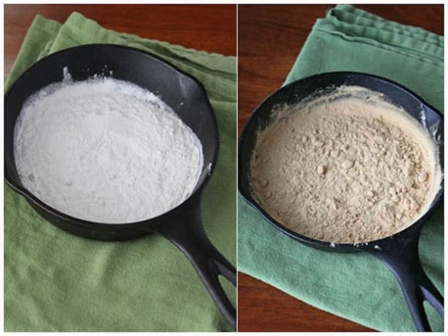 Toasted Flour Photo