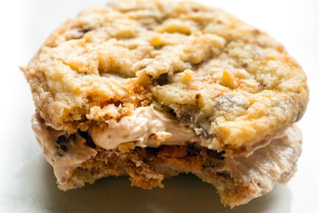 Butterfinger Cookie Sandwiches Pics