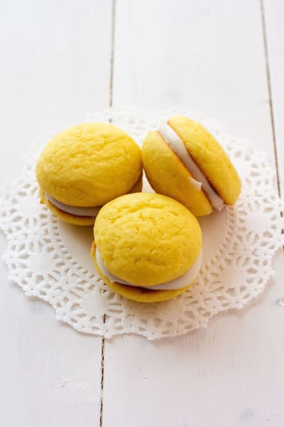 Lemon Ricotta Sandwich Cookies Pic