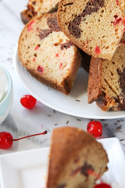 Cherry Bundt Cake Picture