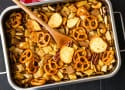 Toaster Oven Chex Mix Recipe