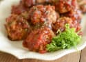 Gluten Free Slow Cooker Tangy Turkey Meatballs