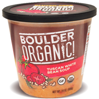 Boulder Organic Tuscan White Bean Soup