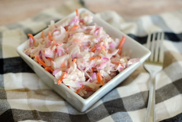 KFC Coleslaw Recipe Photo