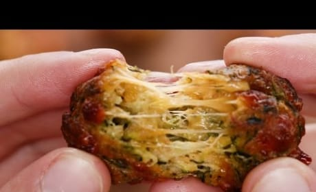 How to Make Zucchini Tots