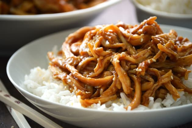 Crock Pot Teriyaki Chicken Pic