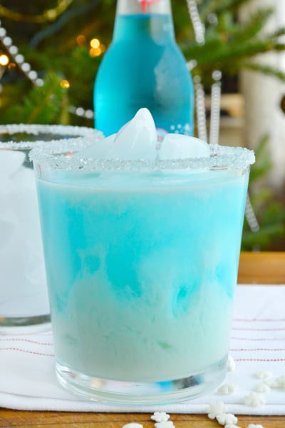 Abominable Snowman Cocktail Image