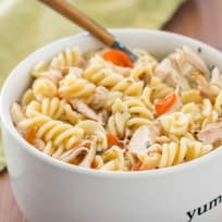 Instant Pot Gluten Free Chicken Noodle Soup Recipe