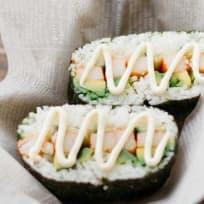 California Onigirazu Recipe