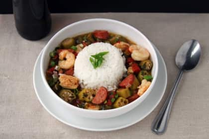 Gumbo For Two