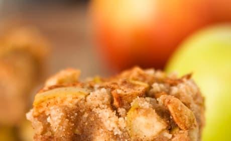 Gluten Free Apple Pie Bars Picture
