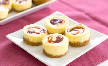 Mini Guava Cheesecakes Recipe