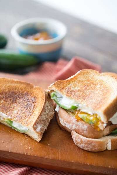 Jalapeño Popper Grilled Cheese Picture