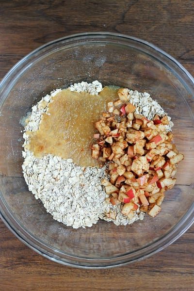 Apple Pie Breakfast Cookies Image