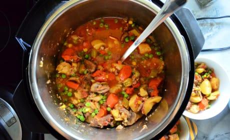 Instant Pot Beef Stew Image